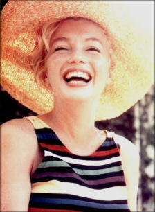 12_ Marilyn Monroe Photographed By Eve Arnold In 1955